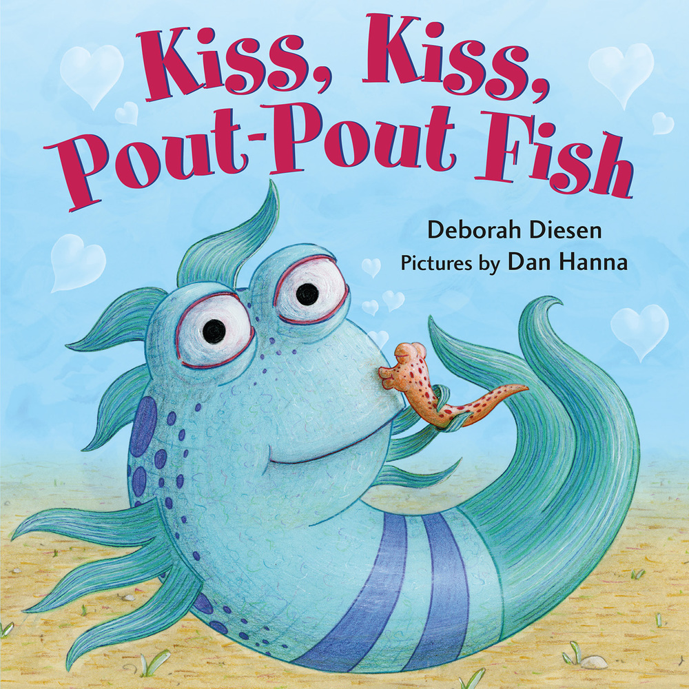 Kiss, Kiss Pout-Pout Fish